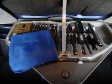 BMW blue cloth toolkit E3 E9 E10 E12 E21 E23 E24 E28 E30 E34