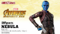 Bandai S.H.Figuarts Avengers Infinity War Nebula SHF Action Figure