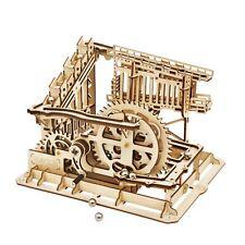 Robotime Rokr Murmelbahn 3D Holzpuzzle Modell Nr. LG502 (Cog Coaster)