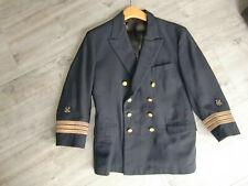 alte Reederei NDL Norddeutscher Lloyd Uniform Jacke Original maritim Offizier