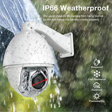 8IR 1200TVL CCTV 30X ZOOM Auto Tracking Waterproof DOME PTZ Camera Speed Camera