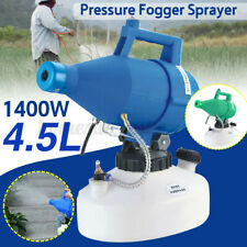 Portable Electric ULV Fogger Sprayer Mosquito Killer Disinfection 1400W 4.5L