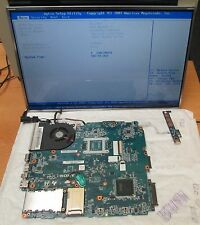 Sony Vaio VGN-NW20SF NW Working Intel Laptop Motherboard A1747083A (1914)