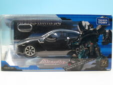 [FROM JAPAN]Transformers Alternity Nissan GT-R/Convoy Super Black Takara Tomy