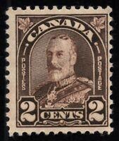 Canada Scott 166 Mint HR OG