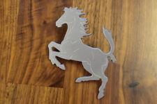 """Ferrari 365BB 512BB 512BBi Front """"Flat"""" Prancing Horse Emblem #50200203"""
