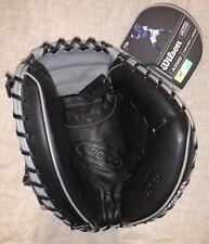 New listing Wilson A2000 1790 Pro Stock Leather Catcher's Mitt Baseball Brand New NWT