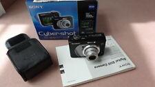 Digitalkamera SONY Cybershot DSC-W12 m. Zeiss Obj. und 3-fach Zoom