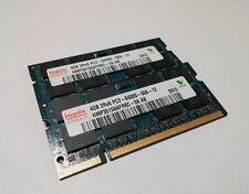 New Hynix 8GB(2 x 4GB) Kit PC2-6400S DDR2-800 200pin Laptop Notebook Memory RAM