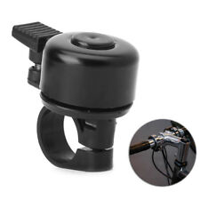 Metal Ring Handlebar Bell Sound for Bike Bicycle Black New