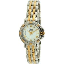 Swiss Edition Women's Two-Tone Stainless Steel Round Dress Watch