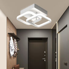 New ListingCeiling Lights Modern Pendant Lighting Fixtures Corridor Hallway Entryway White