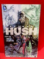 Batman Hush by Jeph Loeb Jim Lee Scott Williams Paperback book 2009 DC Comic