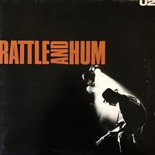 U2 - Rattle And Hum (LP) (EX-/VG-)