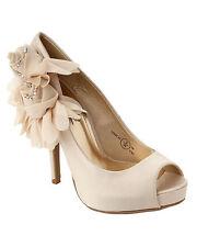 Anne Michelle Women's Satin Shoes