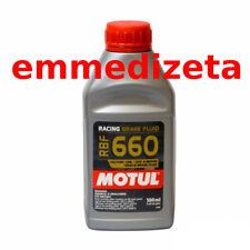 Motul RBF 660 Factory Line freni DOT4 liquido freni racing