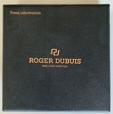Roger Dubuis USB drive memory stick 8GB with cool led light inside RARE