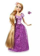 Disney Store RAPUNZEL Classic Princess doll with ring - BRAND NEW!