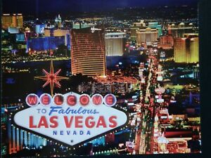 Las Vegas Nevada Postcard (LV-610)  By the William Carr Collection