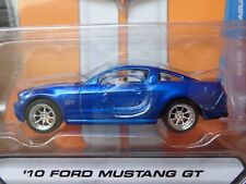2010 FORD MUSTANG GT JADA BIGTIME MUSCLE WAVE 19 NEW 1/64