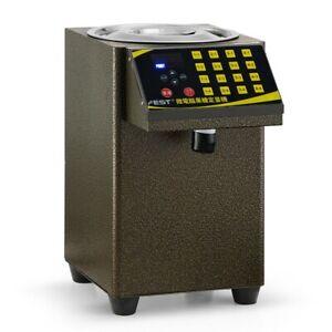 Bubble Tea Equipment Fructose Quantitative Machine Fructose Dispenser 220V