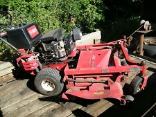 "Toro Proline Hydro 52"" Commercial  Walk Behind Zero-Turn Lawn Mower with Sulky"