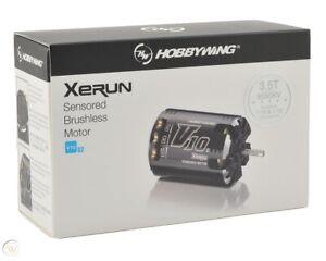 HOBBYWING XeRun V10 G2 3.5T 9550KV sensored brushless