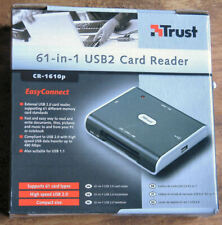 New Smartmedia Card Reader Usb-2.0 (Supports 61 different memory cards)