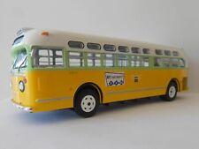 n° 22 GENERAL MOTORS GM TDH 3610  an. 1955 Autobus et Autocar du Monde 1/43 NEW