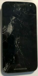 [BROKEN] Motorola G3 XT1548 8GB Black (Sprint) Parts Repair Fast Ship NO POWER