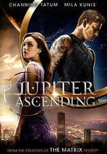 Jupiter Ascending (DVD, 2015, Brand New)