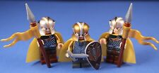 LEGO® The HOBBIT™ Custom Mirkwood™ THRANDUIL & 2 ELF ROYAL GUARDS Deluxe figures