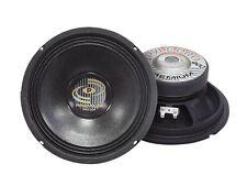 "NEW PYLE PPA8 8"" 500 Watts 8 Ohm Subwoofer Professional Premium PA Sub Woofer"