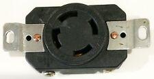NEMA L14-30R Twist Locking Socket 30A 125/250V (L14-30C) UL  Receptacle Female