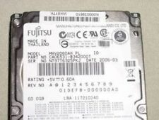 "Fujitsu MHV2060AH (CA06531-B342000T) 01DEFB-000000A0 60gb 2.5"" IDE HDD"