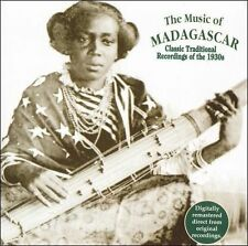The Music Of Madagascar: Classic Traditional Recordings Of The 1930s (Audio CD)