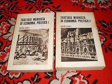 trattato marxista di economia sezione pci francese 1973