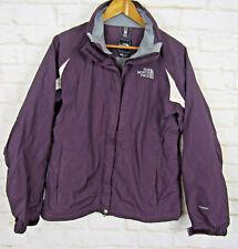 The North Face Women's Hyvent Hooded Parka Jacket Size Medium Purple