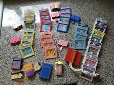 Playmates Doll Amazing Ally Replacement Accessories Book Cartridges Plus More
