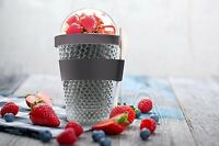 Healthy Food On the Go 13 oz Cold Yogurt Breakfast Storage Travel Container