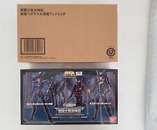 Saint seiya Myth Cloth/Pack Black Pégase + Andromeda/Neuf Sealed/Japan Version