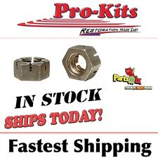 Mopar Slant Six 318 340 383 400 440 Exhaust Manifold to Pipe Nut Kit 4 in a Kit