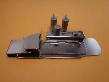 EXCLUSIVE ADJUSTABLE FOLDER HEMMER CoverStitch Hem GUIDE for Juki Serger MO-735