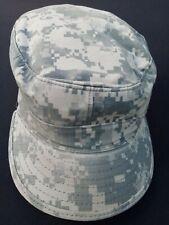 Army ACU Patrol Cap original Mütze Größe 7 1/8= 57 cm Kopfumfang gebraucht