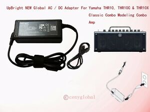 15V AC Adapter For Yamaha THR10 THR10C THR10X Classic Combo Modeling Combo Amp