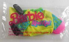Sealed:  Kool-Aid Logo Outfit for Barbie Doll,  Wacky Warehouse Fashion (1993)