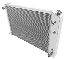 "Chevy Scottsdale Truck and Suburban 3 Row Radiator (19 x 28-1/4 "" Core) DR"