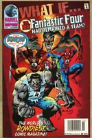 What If? #78-1995 vf+ 8.5 What If / Fantastic Four Wolverine Hulk Spider-Man