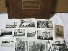 Vintage Photographs Charles Hubbard Steam Ship Matson Line Family Photo Lot