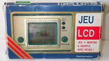 Le chat et la souris - Jeu LCD Electronique - Vintage 80's - Boite & Notice